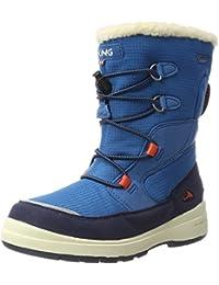 Viking Unisex-Kinder Totak Bootsportschuhe