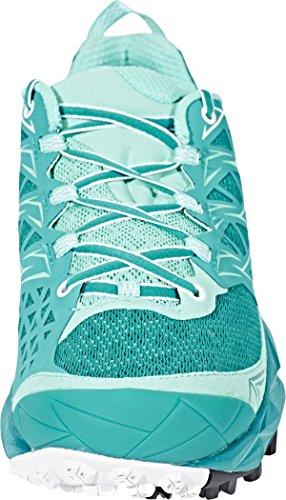La Sportiva Akyra Women's Scarpe da Trail Corsa - SS18 blu/verde