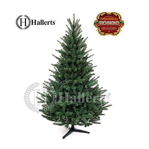 Künstlicher Weihnachtsbaum Spritzguss Edeltanne Richmond 150 cm Kunsttanne