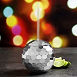 bar@drinkstuff Disco-Kugel-Cocktail-Cup 20 Unzen/568ml