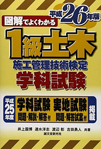 Zukai de yoku wakaru ikkyu doboku seko kanri gijutsu kentei gakka shiken. 2014. par editor: Seibundoshinkosha.