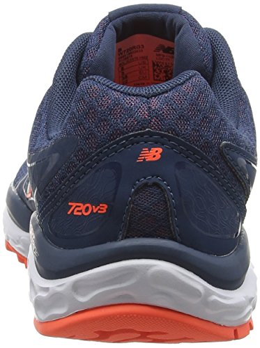 New Balance W720rg3, Chaussures de Running Compétition femme Bleu - Blue (Blue/White)