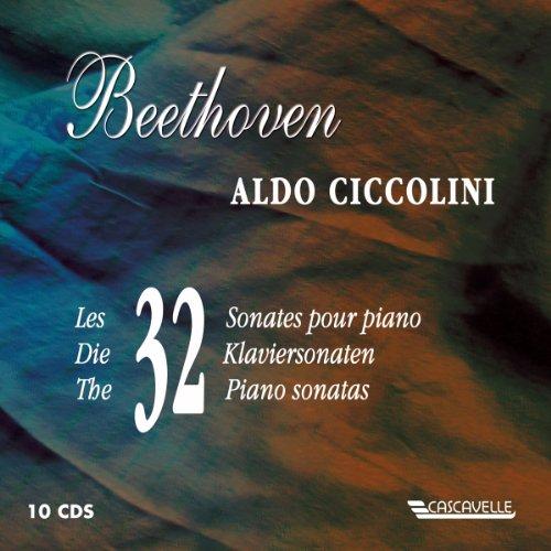 Les 32 sonates pour piano / Ludwig van Beethoven | Beethoven, Ludwig van (1770-1827)
