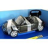 Revell 08980 - Revell - Audi TT Roadster (negro azabache)