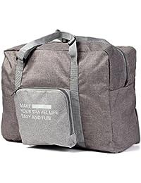 Impermeable plegable bolsa de viaje de la caja de la carretilla de peso ligero paquete de admisión multifunción organizador duffel gran capacidad de almacenamiento de bolsa