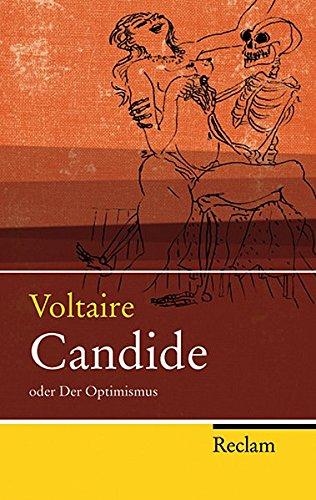 Candide oder Der Optimismus (Reclam Taschenbuch)