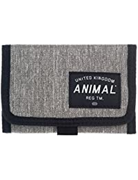 Animal Mens Wile Tri-Fold Wallet