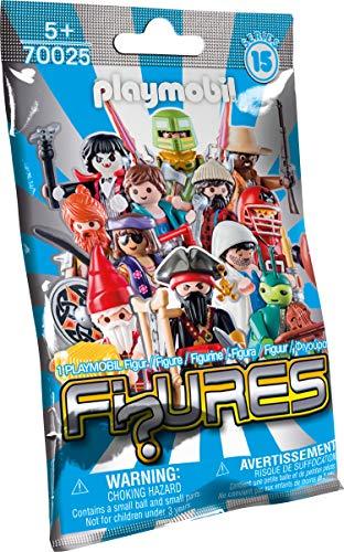 Playmobil 70025 Figures Boys (Serie 15), bunt
