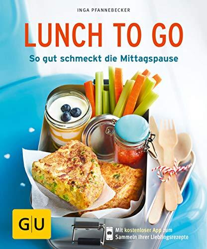 Lunch to go: So gut schmeckt die Mittagspause (GU KüchenRatgeber) Hand Gabel