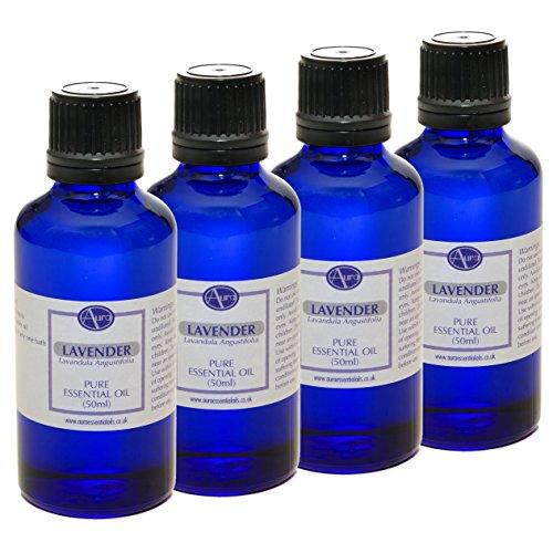 Huile essentielle de lavande 50 ml par Aura huiles essentielles