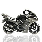 Shooo 32GB Strong Metall Motorrad USB-Stick Speicherstick