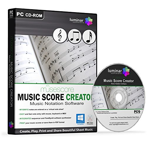 Musescore Music Score Creator Create Play Print And Share