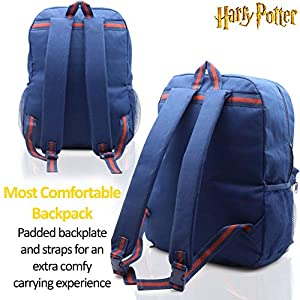 51RhI7RybBL. SS300  - Harry Potter Mochila Gryffindor para Chicos Chicas Mochilas Mujer Hombre