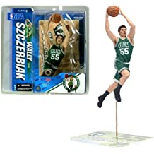 McFarlane Toys 6 NBA Series 11 - Wally Szczerbiak Green Jersey by McFarlane