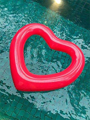 Otto Simon 1,80 m L/änge: ca Gigantisches schwimmendes Pizzast/ück f/ür den Pool