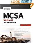 MCSA Microsoft Windows 10 Study Guide...