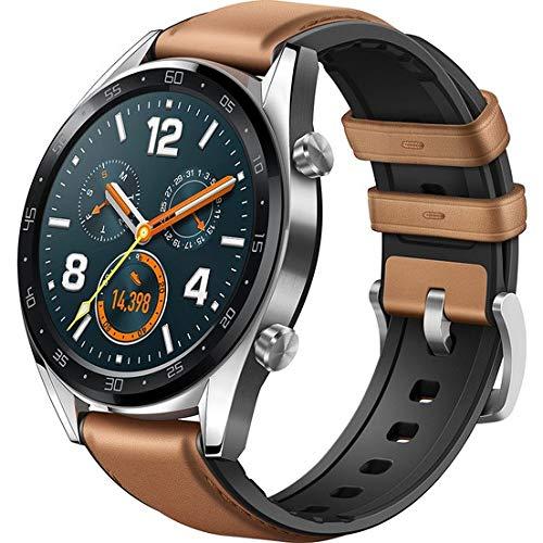 HUAWEI Watch GT smartwatch Argento AMOLED 3,53 cm (1.39') GPS (satellitare)