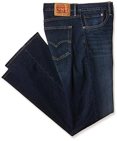 Levi's Herren, Boot-Cut, Jeans, 527 Low Boot Cut, GR. W33/L34 (Herstellergröße: W33/L34), Blau (california Everlasting)
