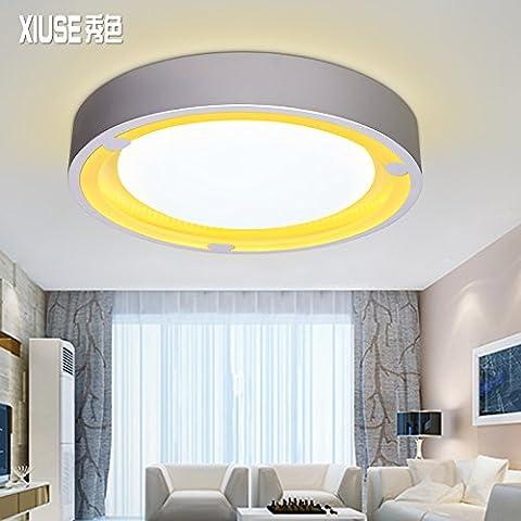 midtawer Lampada da soffitto LED luci lampada camera da letto