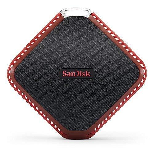SanDisk Extreme 510Portable SSD da 480GB fino a 430MB/s in lettura, USB3.0USB tipo C