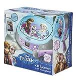 ekids FR-430 Disney Frozen CD-Player mit Mikr...Vergleich