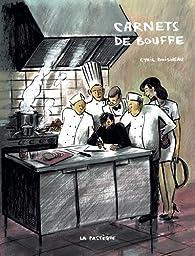 Carnets de bouffe par Cyril Doisneau