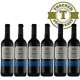 Rotwein Spanien Rioja Pueblo Viejo Tempranillo 2016 halbtrocken (6 x 0,75l) - VERSANDKOSTENFREI -