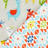 Fabulous Fabrics Wellnessfleece Stoff Doubleface Alpaka –