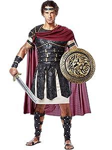 Disfraz De Gladiador Romano Para Hombre Talla L