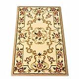 Qianmo-Carpet Europäischen Fußmatte Schlafzimmer Studie Anti-Skid Angesaugten Wasser Küche Mat F Abschnitt 500 * 800Mm