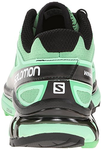 Salomon Wings Pro Women's Chaussure Course Trial - SS15 green