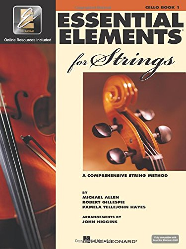 or Strings - Book 1 with Eei: Cello [With CD and DVD] ()