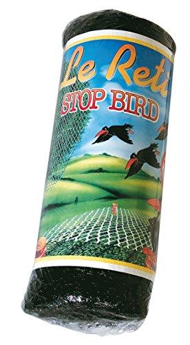 Maniver RSB145 Filet anti-oiseaux, noir