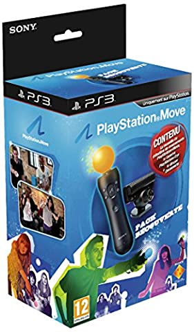 Pack découverte PlayStation Move (Manette + camera PlayStation Eye + disque démo)