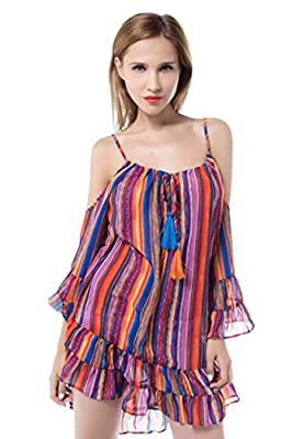 HEGE - Vestido - Multicolor