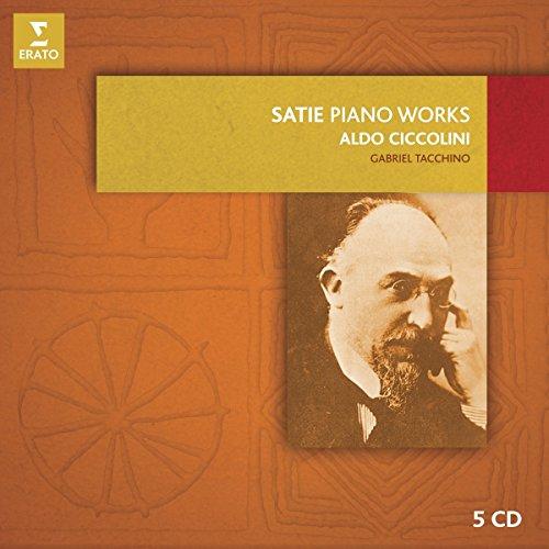 Klavierwerke (Erik Satie-piano-musik)