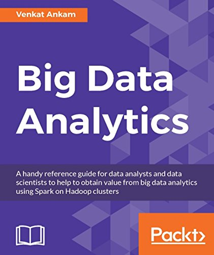 Big Data Analytics (English Edition) por Venkat Ankam