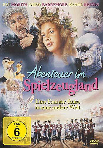 Abenteuer im Spielzeugland / 1986 Drew Barrymore