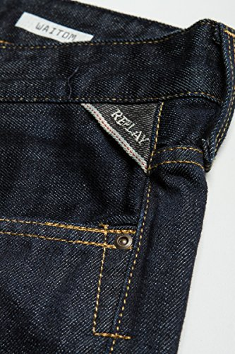 Replay - Jeans Homme - Waitom-M983U .000.118 07D.007 Bleu (7)