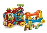Vtech Baby - Maxi tren 5 in 1 Elektronisches Lernspiel, Mehrfarbig Spanische Version