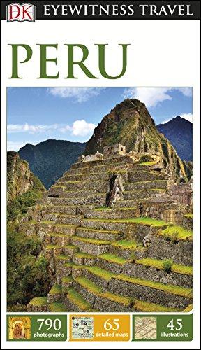 Peru: Eyewitness Travel Guide (Dk Eyewitness Travel Guide) por Anónimo