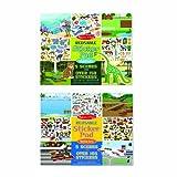 Best Toddler Truck Books - Melissa & Doug Vehicles and Habitats Reusable Bundle Review