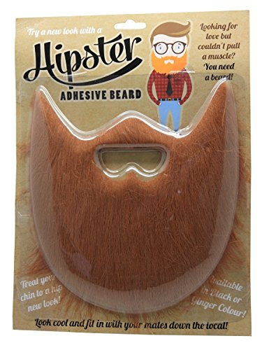 Ginger Hipster Beard