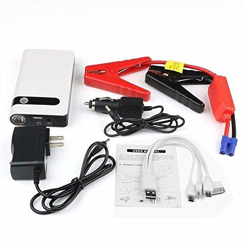 Preisvergleich Produktbild Kyd KFZ Jump Starter 12V 20000mAh Notfall Automatische Jump Start Power Bank Fahrzeug Batterie-Booster für Automotive LKW Motorrad Boot