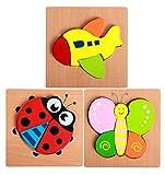 Best Ds Juegos Para Niños - Hillento rompecabezas de madera para niños pequeños los Review