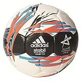 adidas Stabil champcl8–Handball, Unisex – Erwachsene, Stabil Champcl8, Weiß/Blau/Schwarz, 36