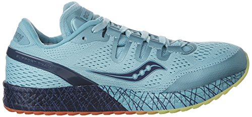 Saucony Freedom ISO, Chaussures de Fitness Femme Turquoise