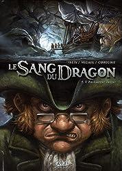 Le Sang du Dragon, Tome 4 : L'Enchanteur Iweret