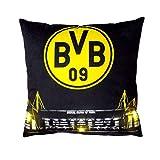 Borussia Dortmund BVB-Kissen mit LED 40x40cm