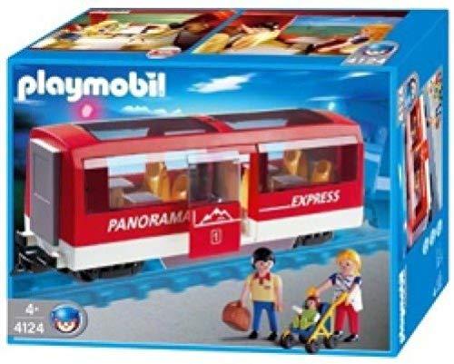 Playmobil Vagon De Pasajeros